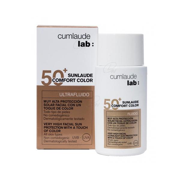 CUMLAUDE LAB: SUNLAUDE SPF 50+   COLOR 50 ML